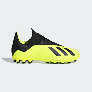 X 18.3 AG Fußballschuh Solar Yellow / Core Black / Solar Yellow CG7168
