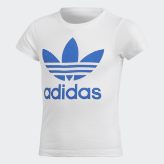 Camiseta Trifolio WHITE/BLUE CD8437