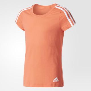 Camiseta 3 Rayas Essentials EASY CORAL S17/WHITE CF1733