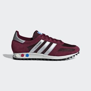 LA Trainer Shoes Collegiate Burgundy / Matte Silver / Core Black AQ1182
