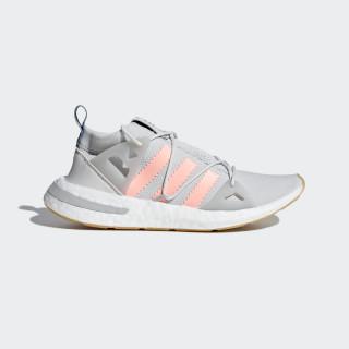 Arkyn Shoes Grey / Clear Orange / Grey B37071