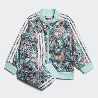 Zoo SST Track Suit Multicolor / Clear Mint / White DT8534
