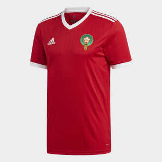 Morocco Home Jersey Power Red / White CK6576