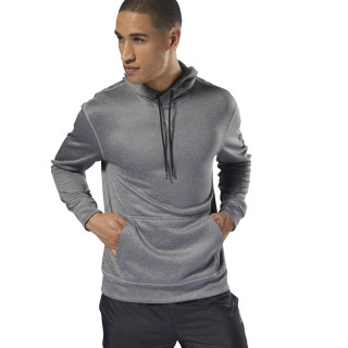 Workout Ready Thermowarm Hoodie Medium Grey Heather D94226