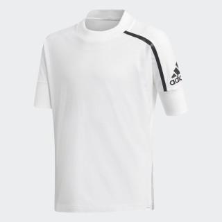Camiseta adidas Z.N.E. White / Black DJ1415