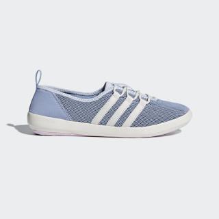 TERREX Climacool Sleek Boat Shoes Chalk Blue/Chalk White/Aero Pink CM7528