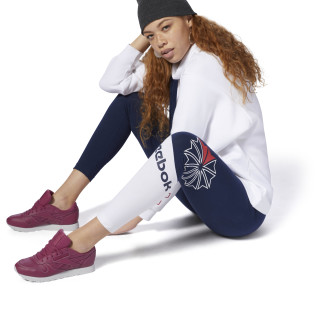 Classics Logo Leggings Collegiate Navy DH1336