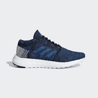 Pureboost Go Shoes Legend Ink / Bright Blue / Hi-Res Orange B43502