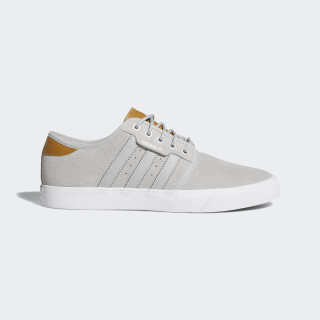 Seeley Shoes Grey Two / Mesa / Ftwr White B27786