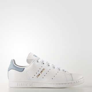 Tenis Stan Smith FTWR WHITE/FTWR WHITE/TACTILE BLUE S17 CP9810