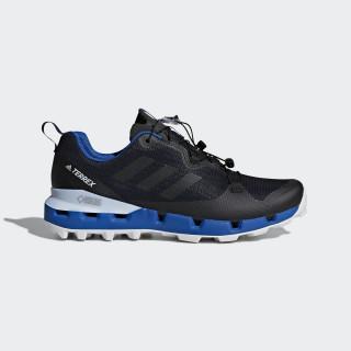 TERREX Fast GTX Surround Schuh Legend Ink / Core Black / Blue Beauty AQ0726