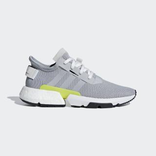 Sapatos POD-S3.1 Grey Two / Grey Two / Shock Yellow B37363