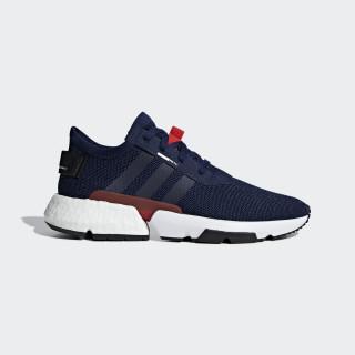 POD-S3.1 Shoes Blue / Blue / Red G26512