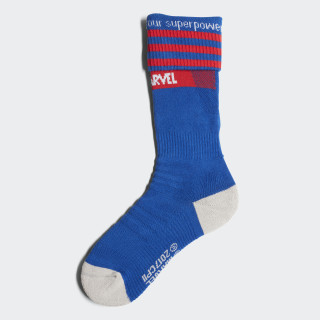 Marvel Avengers Socken Collegiate Royal / Hi-Res Blue / Vivid Red DJ2253