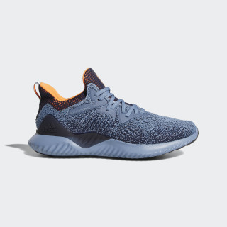 Alphabounce Beyond sko Raw Grey / Hi-Res Orange / Legend Ink AQ0574