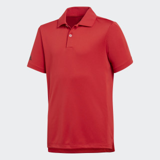 Polo Performance Adidas Golf POWER RED AE7086