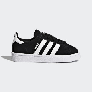 Sapatos Campus Core Black/Footwear White BY9599