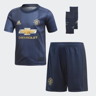 Manchester United Third Mini Kit Collegiate Navy / Night Navy / Matte Gold DP6018