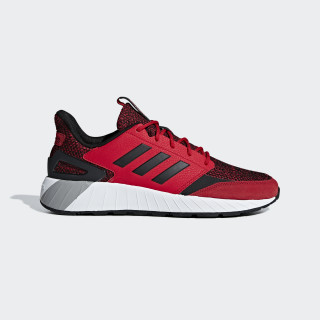 Questarstrike Shoes Scarlet / Core Black / Ftwr White G25772
