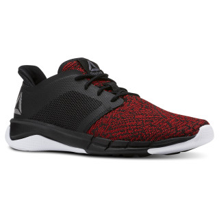 Reebok Print Run 3.0 Black / Primal Red / White CN2711