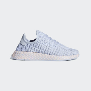 Deerupt Schoenen Aero Blue / Aero Blue / Clear Orange B37878