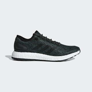 Pureboost Shoes core black / grey five / noble green CM8296