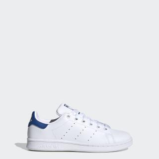 Tenis Stan Smith FTWR WHITE/FTWR WHITE/EQT BLUE S16 S74778