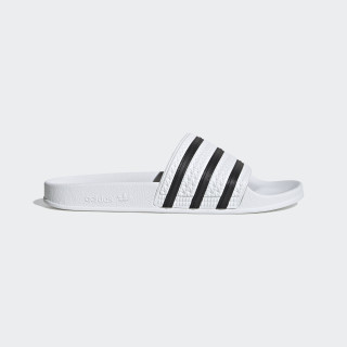 adilette slippers White/Core Black/White 280648