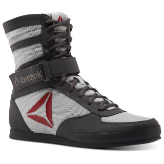 Reebok Boxing Boot Ash Grey / Skull Grey / Excellent Red / White CN2277
