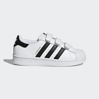 Superstar Foundation Schoenen White/Core Black B26070