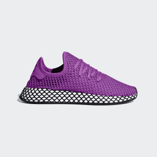 Zapatilla Deerupt Runner Shock Purple / Shock Purple / Ftwr White D96802