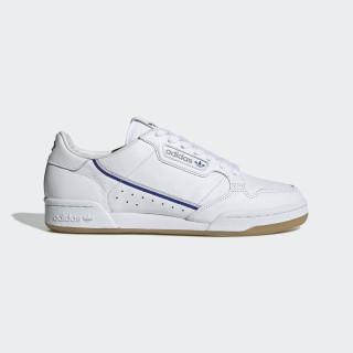 Originals x TfL Continental 80 Schoenen Ftwr White / Grey One / Gum 3 EE9548