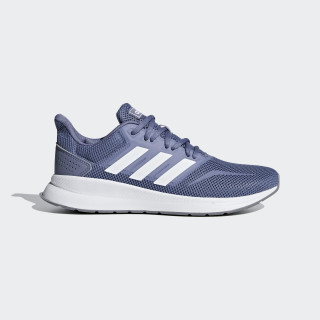 Tenisky Runfalcon Raw Indigo / Ftwr White / Grey Three F36217