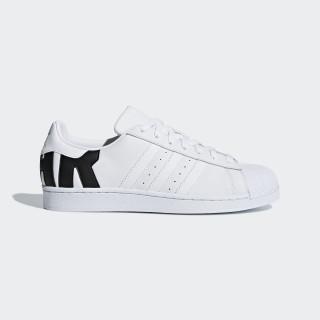Sapatos Superstar Ftwr White / Ftwr White / Core Black B37978