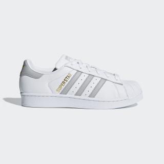 Superstar Schuh Ftwr White / Grey Two / Ftwr White B42002