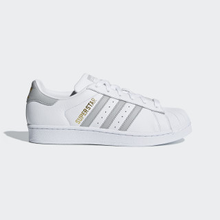 Zapatillas SUPERSTAR W FTWR WHITE/GREY TWO F17/FTWR WHITE B42002
