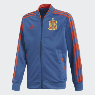 Spain Jacket Tribe Blue/Red CE8828