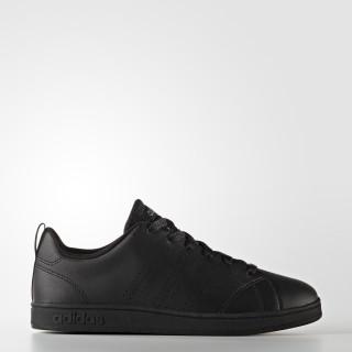 VS Advantage Clean Shoes Core Black/Core Black/Onyx AW4883