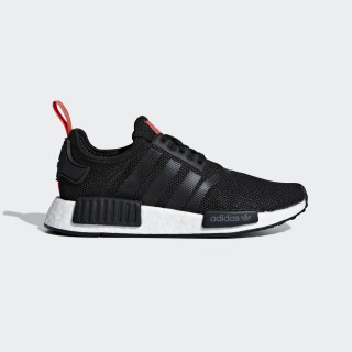 NMD_R1 Shoes Core Black / Core Black / Ftwr White B42087