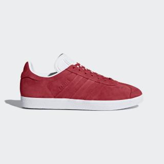 Zapatillas Gazelle Stitch and Turn COLLEGIATE RED/COLLEGIATE RED/FTWR WHITE BB6757