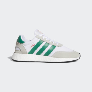 I-5923 Shoes Cloud White / Bold Green / Collegiate Red D96818