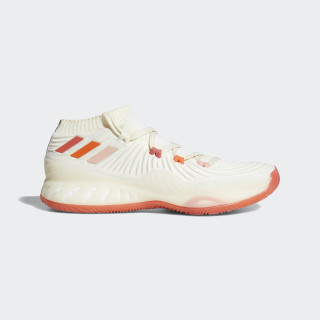 Crazy Explosive Low 2017 Primeknit Pride Shoes Cream / Trace Scarlet / Ftwr White AQ0700