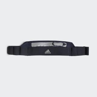 Run Belt Collegiate Navy / Collegiate Navy / Reflective CY6090