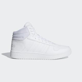 Hoops 2.0 Mid Shoes Ftwr White / Ftwr White / Ftwr White B44664