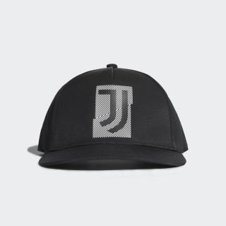 CAP JUVE S16 CAP CW BLACK/BLACK/WHITE CY5556