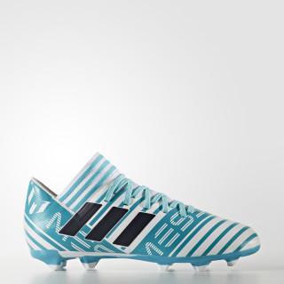 Calzado Nemeziz Messi 17.3 Terreno Firme FTWR WHITE/LEGEND INK F17/ENERGY BLUE S17 BY2411