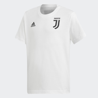 Juventus Turin Graphic T-Shirt White FI2370