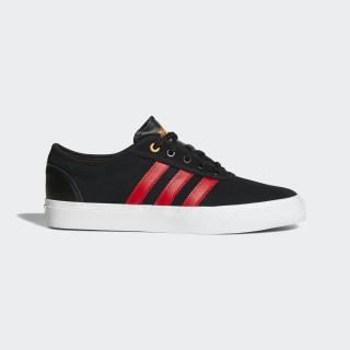 Adiease Shoes Core Black / Scarlet / Cloud White DB0404
