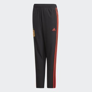 Pantaloni da rappresentanza Spain Black/Red CE8832