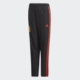 Spanje Presentation Broek Black/Red CE8832